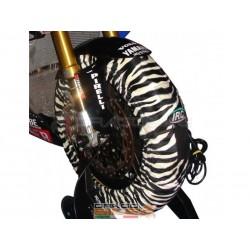 Tyrewarmer IRC PIT BIK (Zebra)