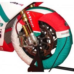 Tyre warmers Tricolore Corsa Digital Evo