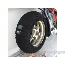 Tyre warmers Tricolore...